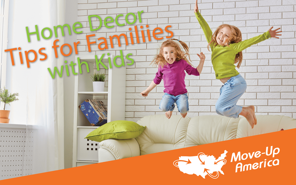 Home Décor Tips for Families with Kids